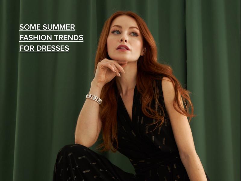Trendy Dresses of Summer 2021