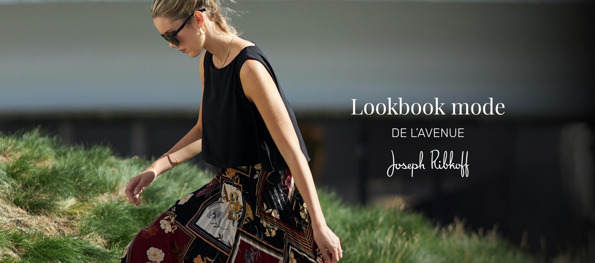 Lookbook mode de l'Avenue