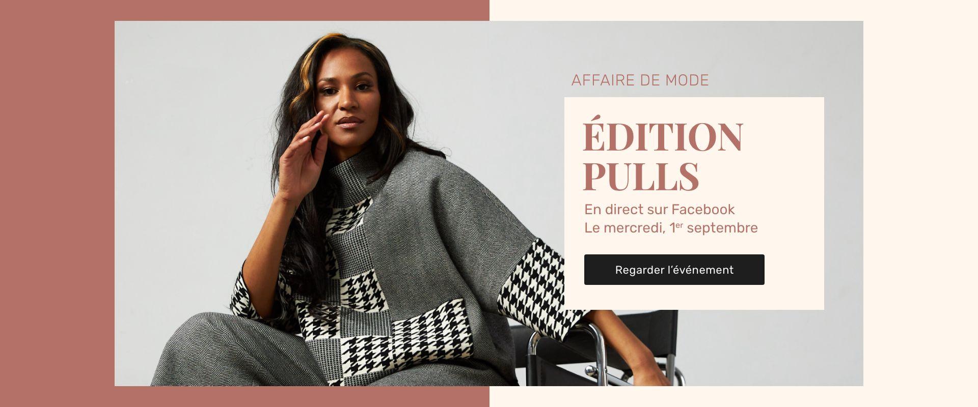 L'événement mode de l'Avenue : édition de Septembre
