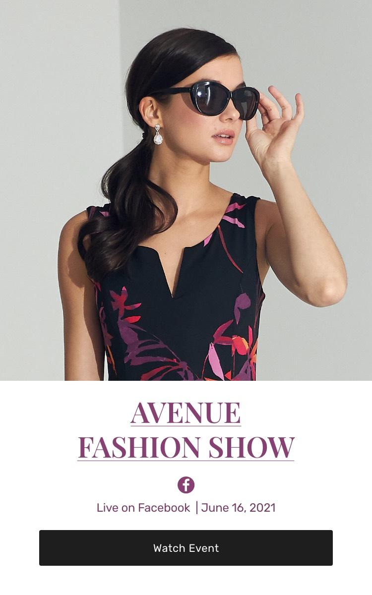 1ère Avenue fashion affair: June edition