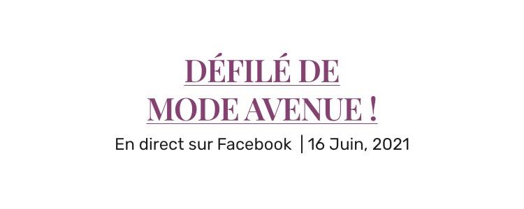 L'événement mode de l'Avenue : édition de juin