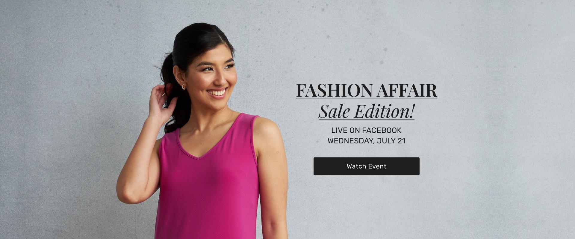 1ère Avenue fashion affair: July edition