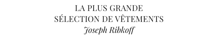 Joseph Ribkoff - La Nouvelle Collection