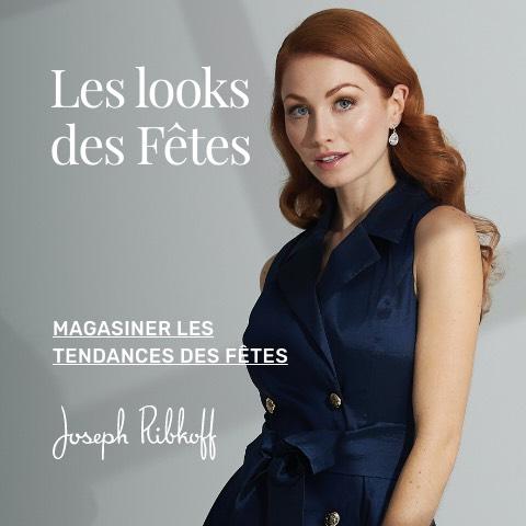 Les looks des Fêtes par Joseph Ribkoff