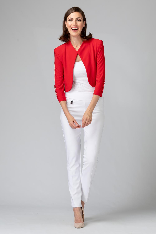 Joseph Ribkoff White Pants Style 144092