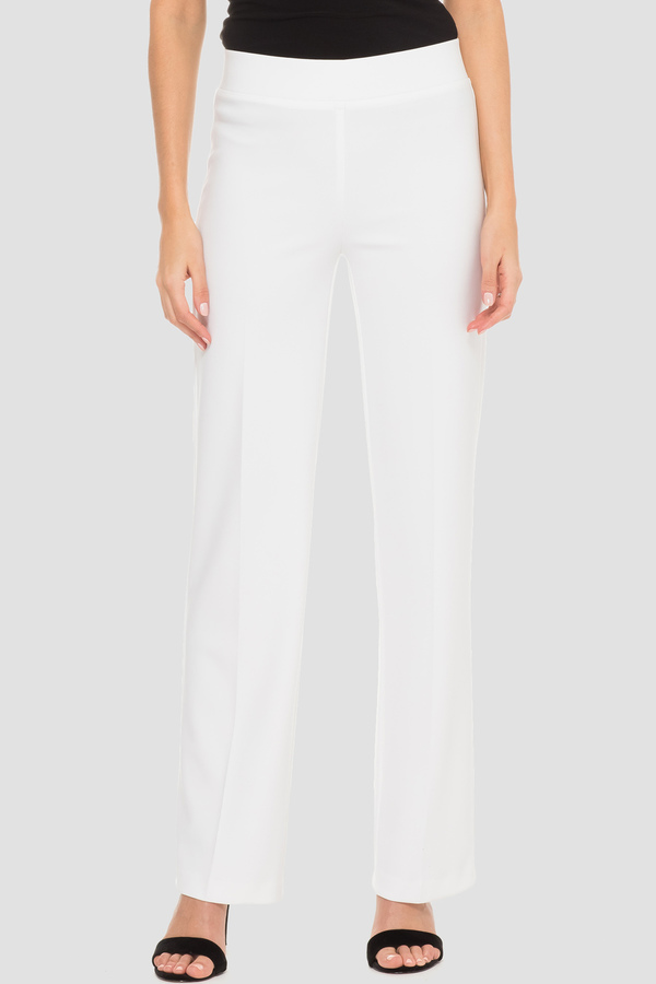 Joseph Ribkoff Pantalons Blanc Style 153088