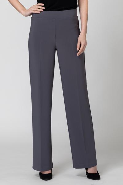Joseph Ribkoff Smokey Grey 163 Pants Style 153088