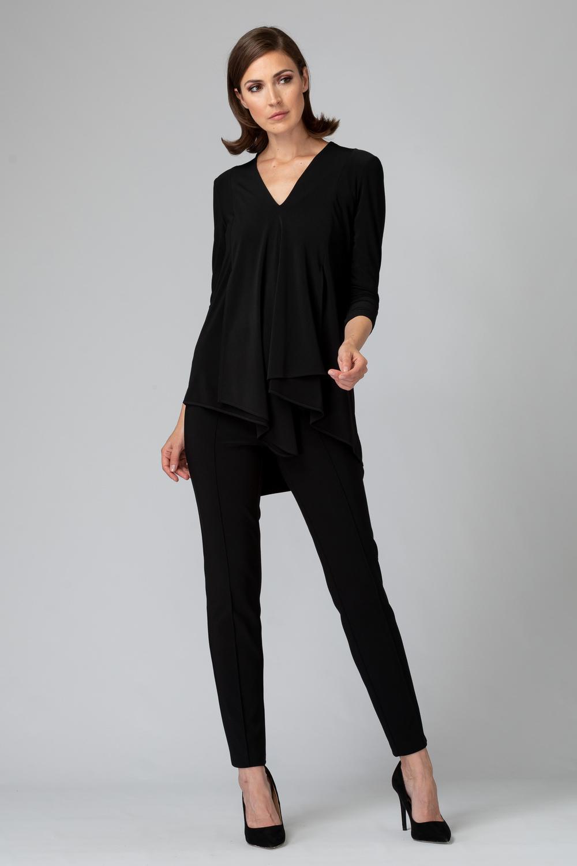 Joseph Ribkoff Pantalons Noir Style 171094