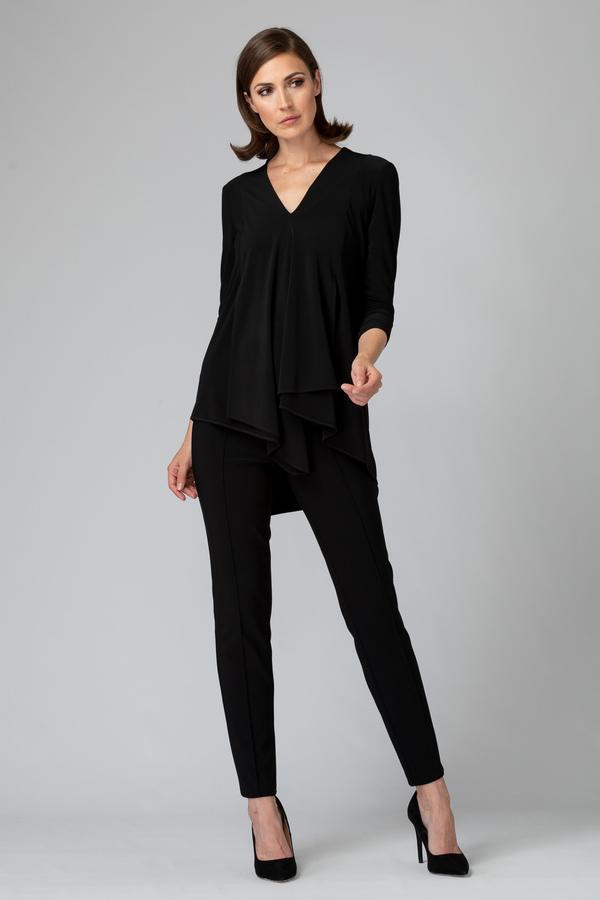 Joseph Ribkoff Black Pants Style 171094