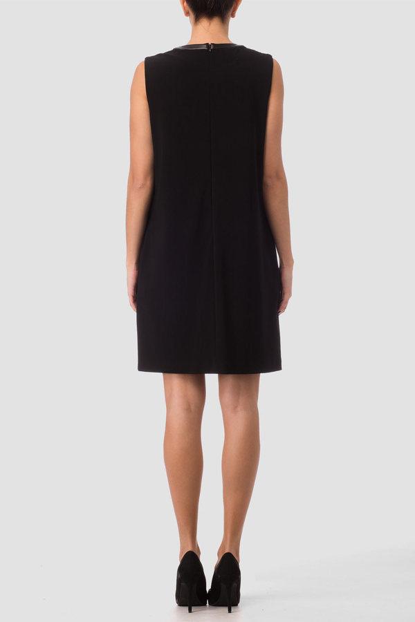 ce6aa570f08 Joseph Ribkoff tunic dress style 171497 - Black