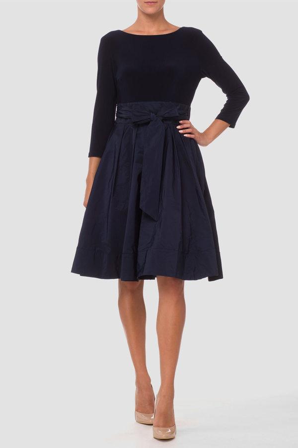 1ab24a18e449 Joseph Ribkoff dress style 174677 - Navy