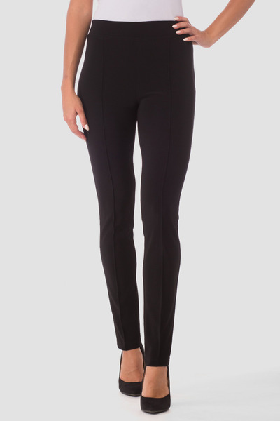 Joseph Ribkoff Black Pants Style 181099