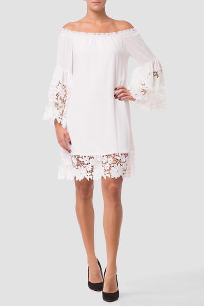 Joseph Ribkoff Tuniques Blanc Casse Style 181242