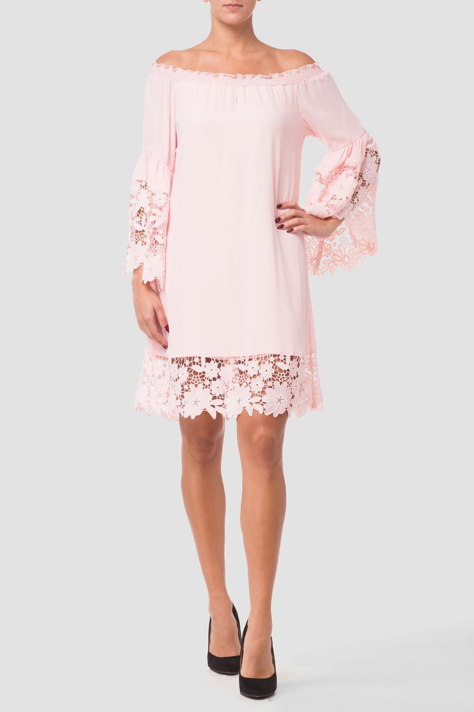 Joseph Ribkoff Tuniques Rose poudre Style 181242