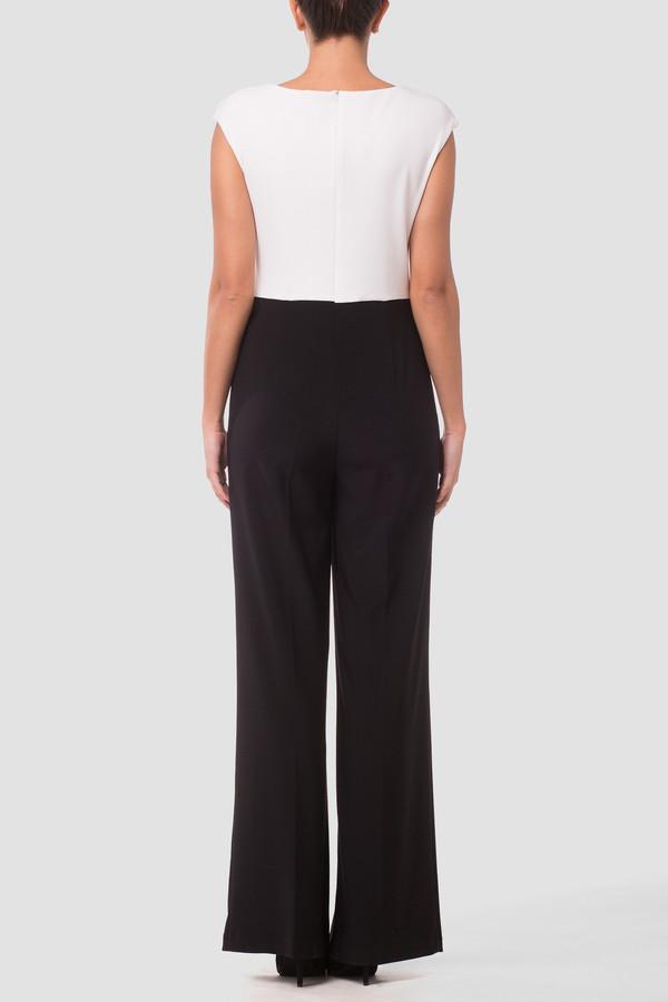 51d5504a1c88 Joseph Ribkoff jumpsuit style 181042 - Black White