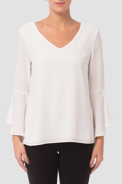 Joseph Ribkoff Offwhite Shirts & Blouses Style 181290