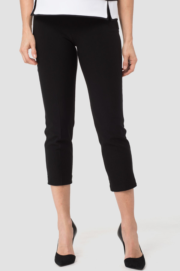 Joseph Ribkoff Black Pants Style 182107