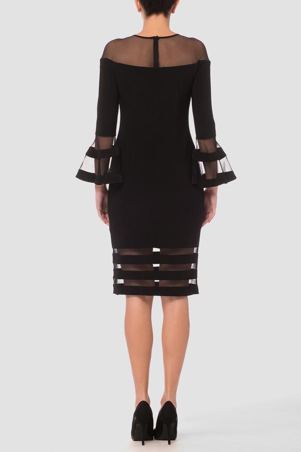 612e21b1b3a7 Joseph Ribkoff dress style 183417 - Black