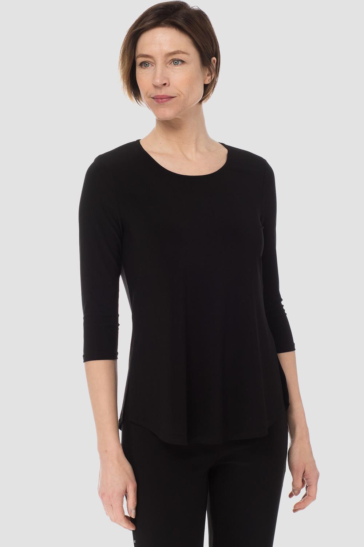 Joseph Ribkoff Tee-shirts et camisoles Noir Style 183171