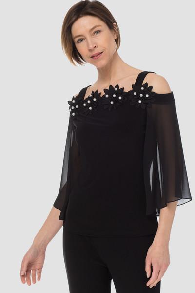 Joseph Ribkoff Chemises et blouses Noir Style 183296