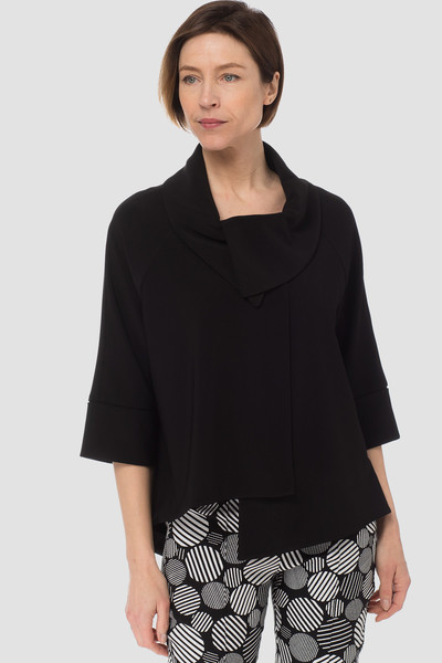 Joseph Ribkoff Black Jackets Style 183227