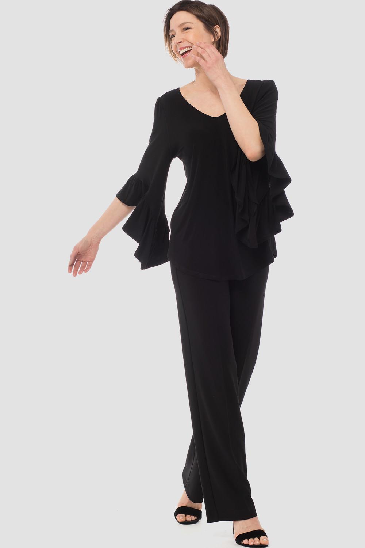 Joseph Ribkoff Black Pants Style 191102