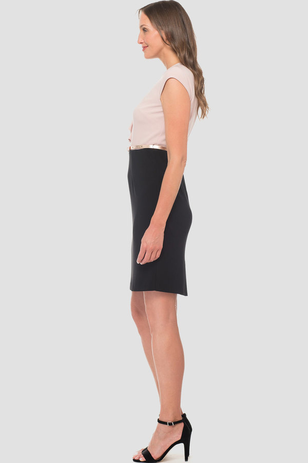 143ff4814a74 Joseph Ribkoff dress style 183034 - Pink | 1ère Avenue