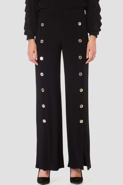 Joseph Ribkoff Pantalons Noir Style 183097