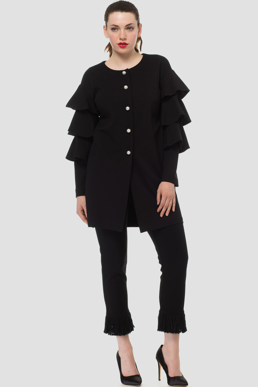 Joseph Ribkoff Pantalons Noir Style 183101