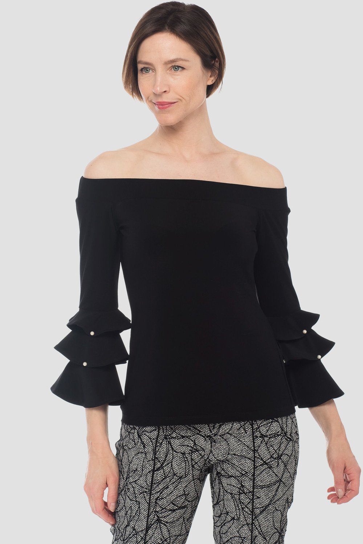 Joseph Ribkoff Chemises et blouses Noir Style 183156
