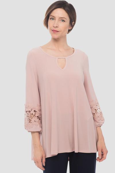 Joseph Ribkoff WINTER BLUSH 183 Shirts & Blouses Style 183199