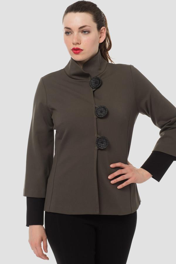 Joseph Ribkoff AVOCADO/BLACK Jackets Style 183357