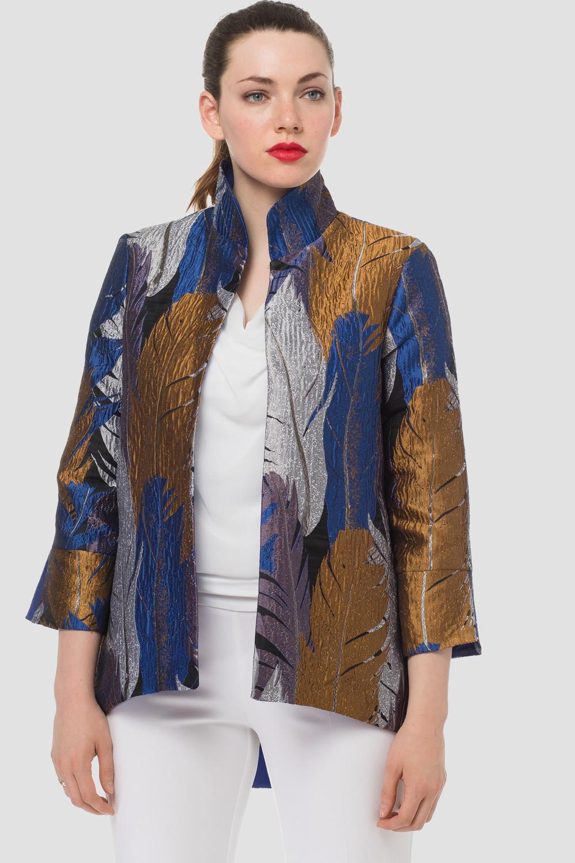 Joseph Ribkoff Blue/Multi Jackets Style 183595