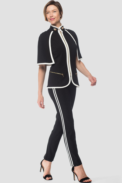 Joseph Ribkoff Pantalons Noir Style 184109