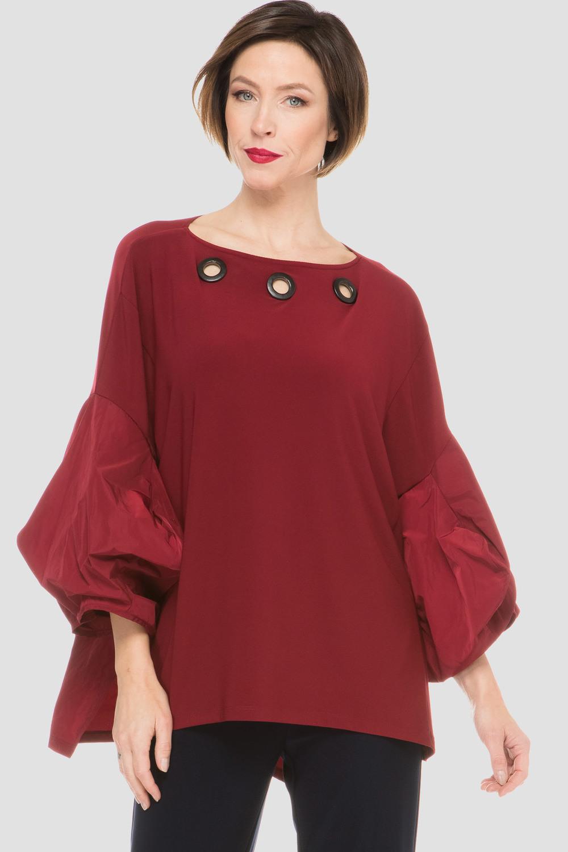 Joseph Ribkoff Chemises et blouses Canneberges 183 Style 184445