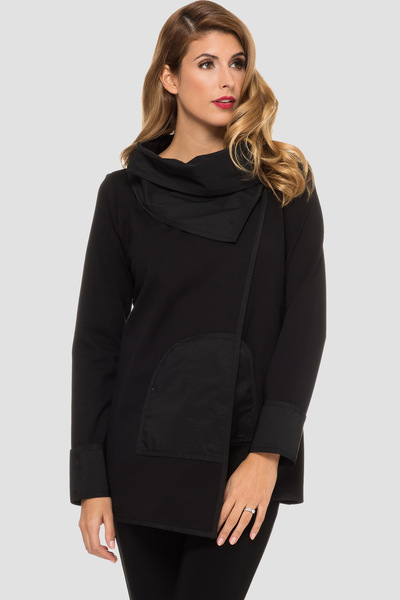 Joseph Ribkoff Black Jackets Style 184447