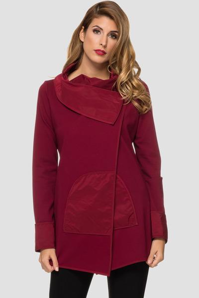 Joseph Ribkoff Cranberry 183 Jackets Style 184447