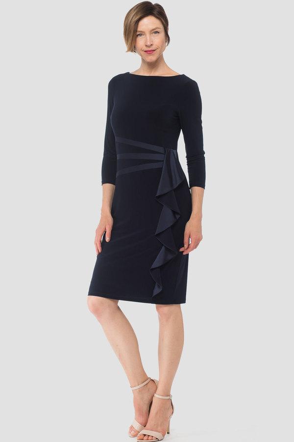 Joseph Ribkoff Midnight Blue 40 Dresses Style 184471