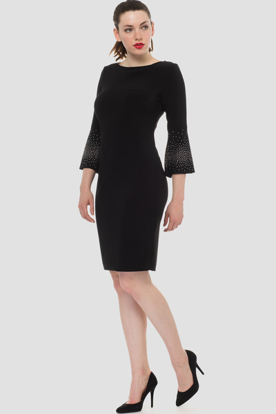Joseph Ribkoff Robes Noir Style 183006