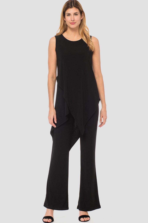 Joseph Ribkoff Black Jumpsuits Style 191050
