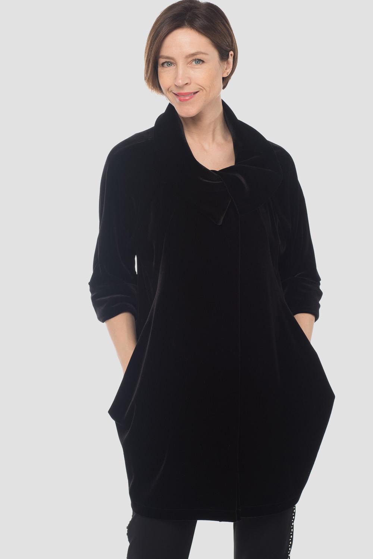 Joseph Ribkoff Black Jackets Style 183456