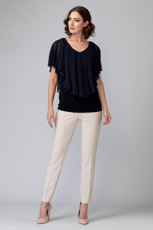 Joseph Ribkoff Champagne 171 Pants Style 144092