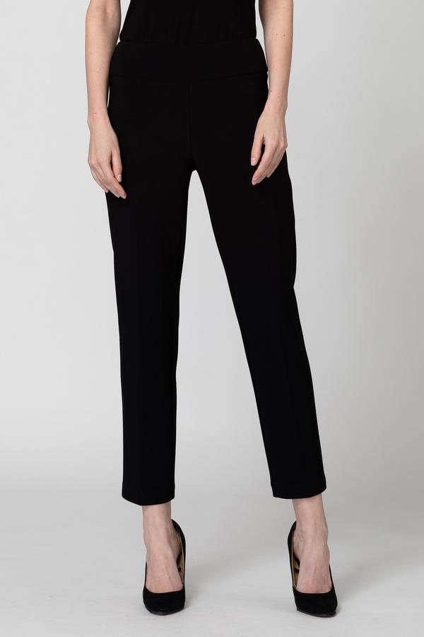 Joseph Ribkoff Pantalons Noir Style 181089
