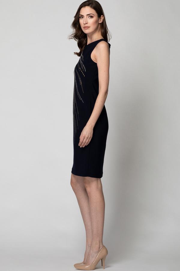 89227594664e Joseph Ribkoff Dress Style 191005 - Navy