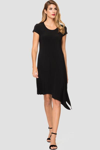 Joseph Ribkoff Black Dresses Style 191025