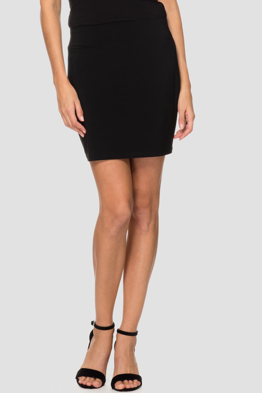 Joseph Ribkoff Black Skirts Style 191090