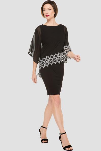 Joseph Ribkoff Black/White Dresses Style 191202
