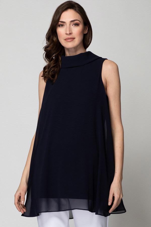 Joseph Ribkoff Midnight Blue 40 Shirts & Blouses Style 191217