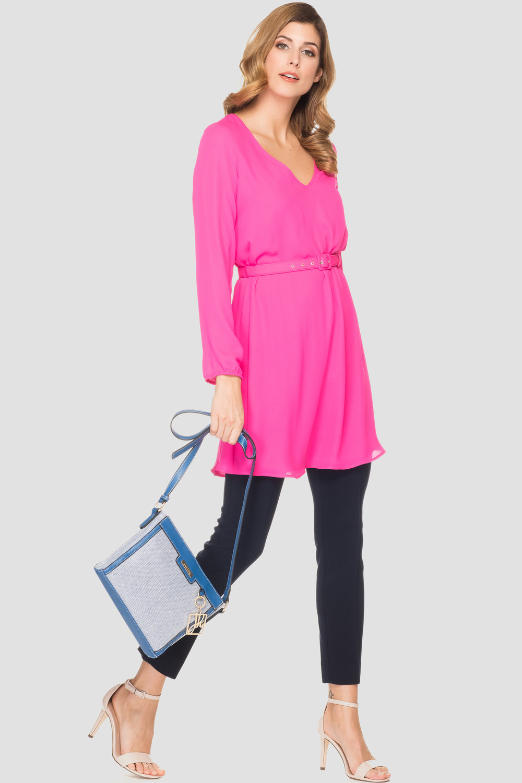 Joseph Ribkoff NEON PINK 181 Dresses Style 191242