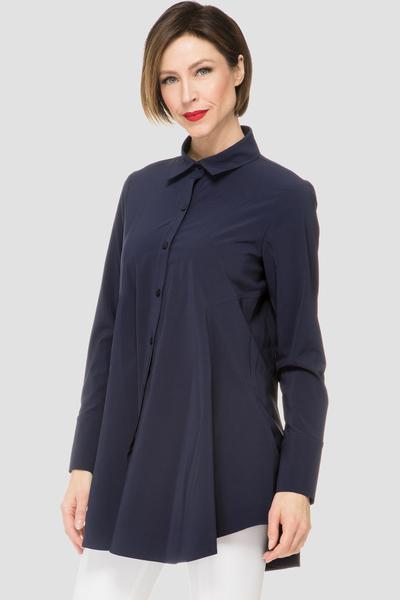 Joseph Ribkoff Navy Shirts & Blouses Style 191434